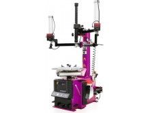 Swing arm tire changer with double helper arms HPT-620+H10+Q10