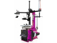 Swing arm tire changer with double helper arms HPT-620+H13+Q10