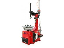 Swing arm tire changer with simple right helper arm  HPT-651+Q10B