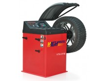 Digital electronic wheel-balancer with LED display HTW-970B