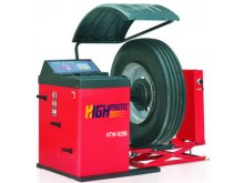 Digital electronic wheel-balancer with LED display HTW-920B for truck