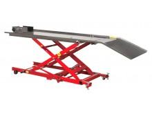 HPS-M1000 motorcycle scissor jack lift 450kg