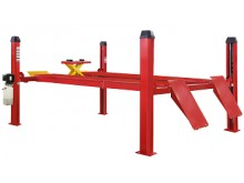 FS4-3.5 four post lift with alignment function and electric control system